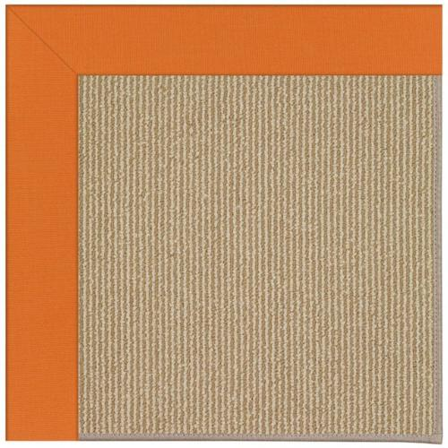 "Creative Concepts-Sisal Canvas Tangerine - Rectangle - 24"" x 36"""