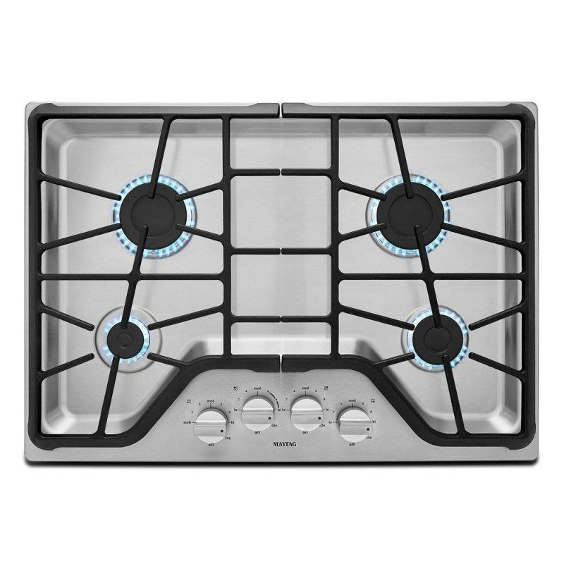 30-inch Wide Gas Cooktop with Power™ Burner