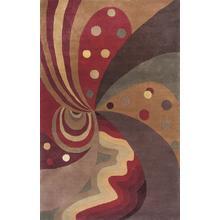 """Signature 9113 Jeweltone Painter's Dream 5'3"""" X 8'3"""""""