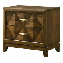 ACME Delilah Nightstand - 27643 - Walnut