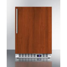 """See Details - 24"""" Wide Built-in All-freezer"""