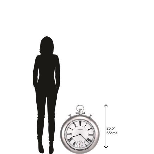 Howard Miller - Howard Miller Hobson Oversized Wall Clock 625651