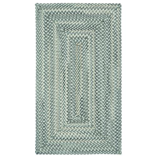Bear Creek Grey Braided Rugs