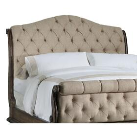 Bedroom Rhapsody California King-King Tufted Headboard
