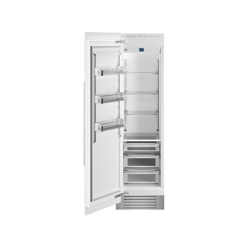 "24"" Built-in Refrigerator column - Panel Ready - Left hinge"