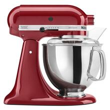 Artisan® Series 5 Quart Tilt-Head Stand Mixer Empire Red