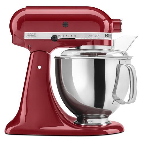 Artisan® Series 5 Quart Tilt-Head Stand Mixer Empire Red