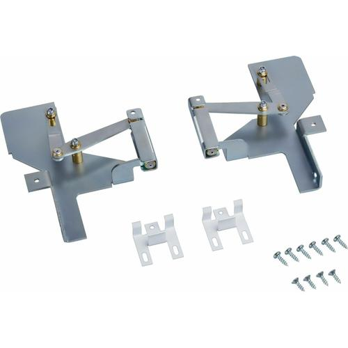 "18"" Dishwasher Accessory Hinge for 4"" Toekick Height Installation"