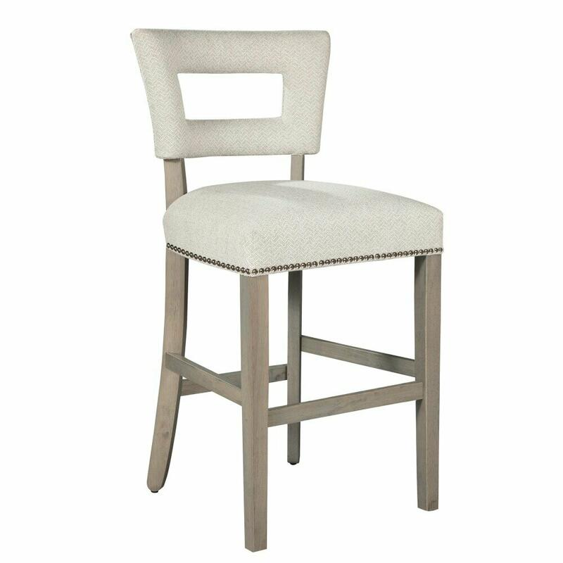 7423 Meyers Bar Stool with Nailheads