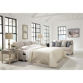 See Details - Traemore Queen Sofa Sleeper Linen