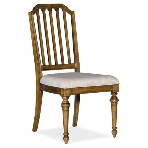 Dining Room Ballantyne Upholstered Seat Side Chair - 2 per carton/price ea
