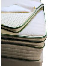 Soft Green Mattress Topper