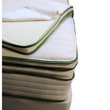 See Details - Soft Green Mattress Topper