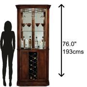 690-000 Piedmont Wine & Bar Cabinet Product Image