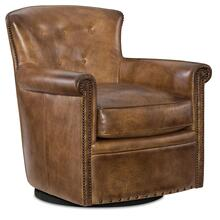 Living Room Jacob Swivel Club Chair
