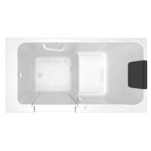 American Standard - Luxury Series 32x60-inch Walk-In Tub with Air Spa System  American Standard - White
