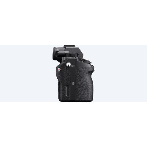 7R II with back-illuminated full-frame image sensor