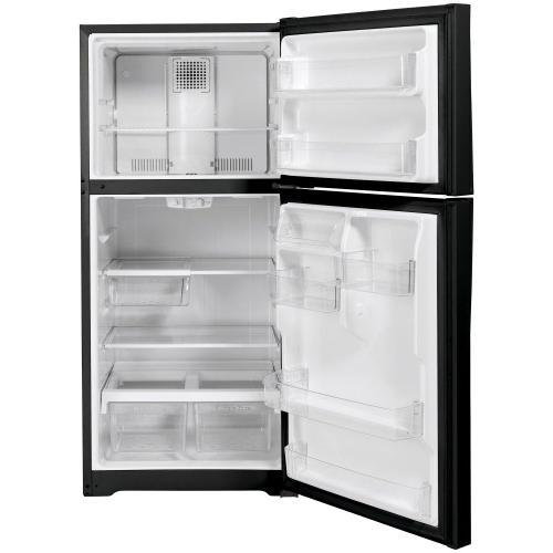 Product Image - GE® ENERGY STAR® 19.2 Cu. Ft. Top-Freezer Refrigerator