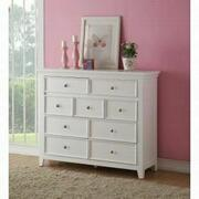 ACME Lacey TV Console (Oversized) - 30604 - White Product Image