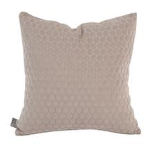 "Pillow Cover 16""x16"" Deco Stone (Cover Only)"
