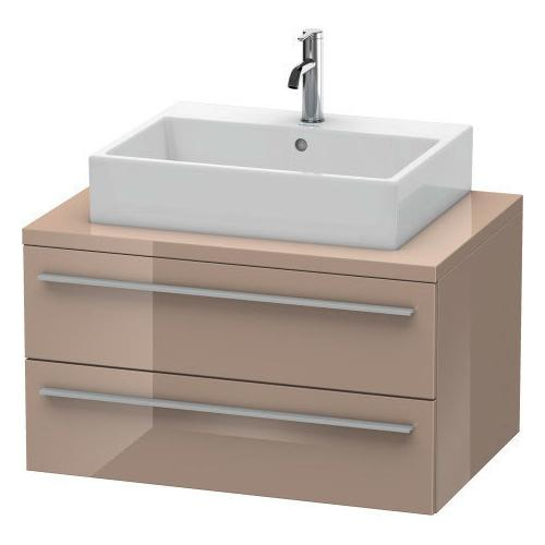 Product Image - Vanity Unit For Console, Cappuccino High Gloss (lacquer)