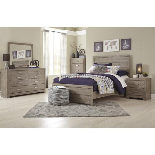 Culverbach - Gray 2 Piece Bed (Full)
