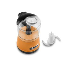 3.5 Cup Food Chopper Tangerine