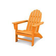 View Product - Vineyard Adirondack Chair in Vintage Tangerine