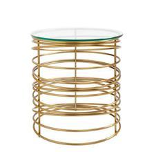 See Details - Latitude Round Lamp Table - Binnacle