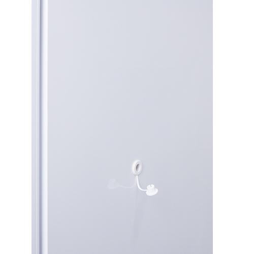 Performance Series Pharma-vac 15 CU.FT. Upright Glass Door All-refrigerator for Vaccine Storage With Factory-installed Data Logger