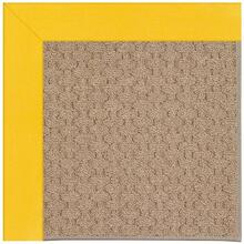 "Creative Concepts-Grassy Mtn. Canvas Sunflower Yellow - Rectangle - 24"" x 36"""