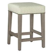 7534 Jaxon Counter Stool with Nailheads