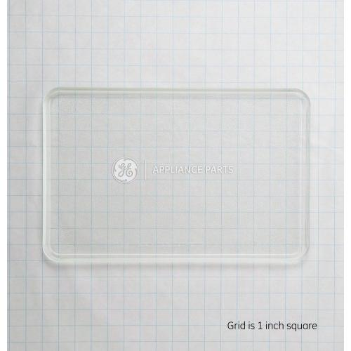 Microwave Glass cooking tray