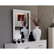 Jessica White Dresser Mirror Product Image