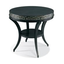 See Details - Ruby Side Table