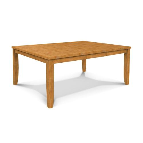 Butterfly Leaf Table (top only) / Thick Gathering Shaker legs for T-6060XBT table