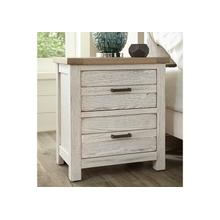 See Details - NIGHT STAND - 2 DRWR