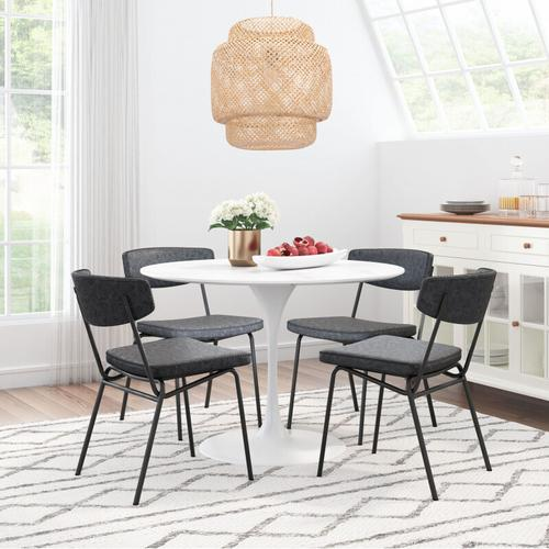 Zuo Modern - Wilco Dining Table White