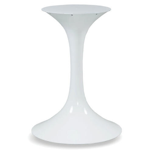 Trumpet Metal Bistro Table Base