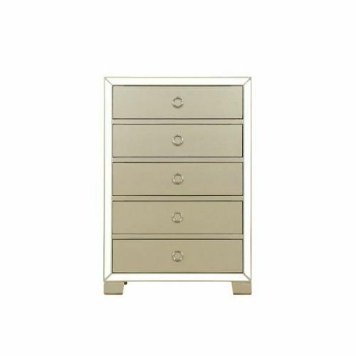 ACME Voeville II Chest - 27146 - Champagne