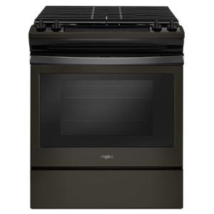 Whirlpool5.0 cu. ft. Front Control Gas Range with Cast-Iron Grates