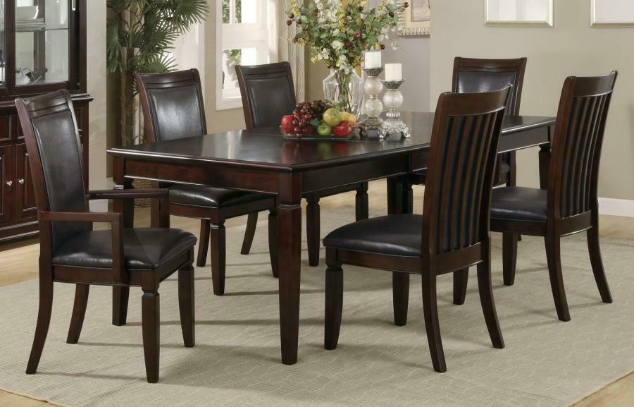 Ramona Transitional Dining Table