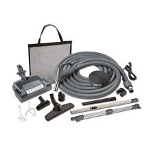 See Details - NuTone® Central Vacuum Combination Carpet & Bare Floor Attachment Set