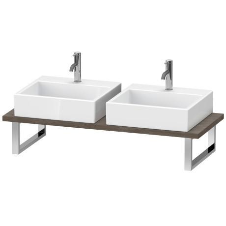 Product Image - Console For Above-counter Basin And Vanity Basin, Pine Terra (decor)