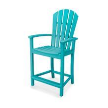 Aruba Palm Coast Counter Chair