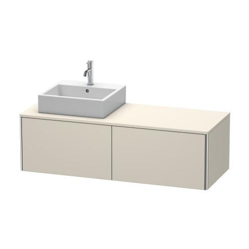 Product Image - Vanity Unit For Console Wall-mounted, Taupe Matte (decor)