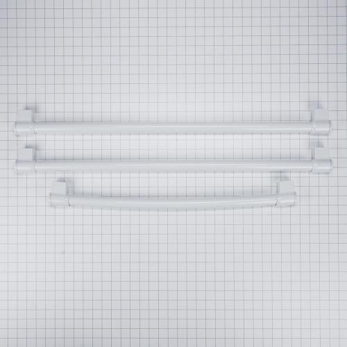 Whirlpool - French Door Refrigerator Handle Kit, White