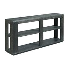 Trails Ridgeline Console Table