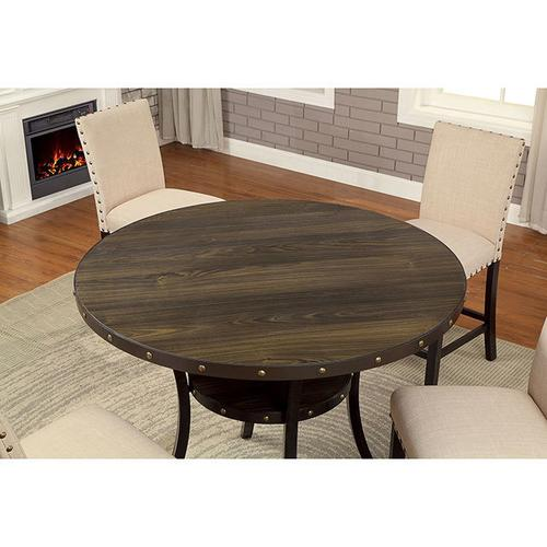 Kaitlin Round Counter Ht. Table