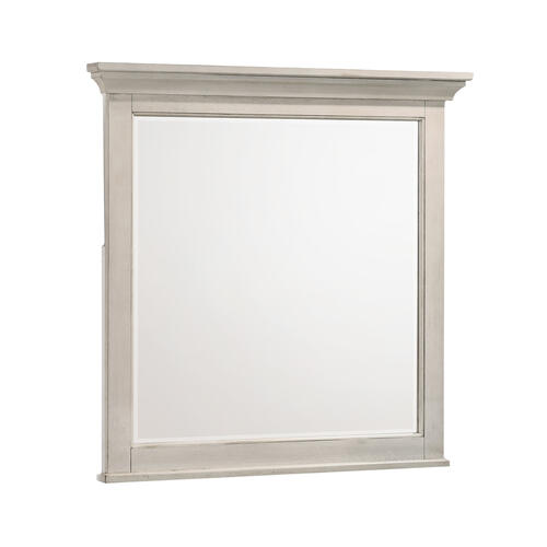 Intercon Furniture - San Mateo Youth Mirror  Rustic White